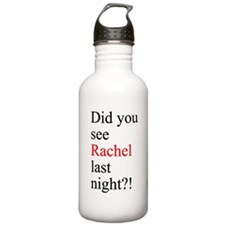 Rachel Fan Water Bottle