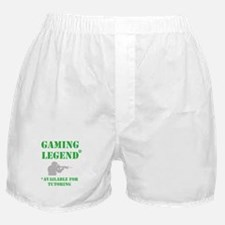 Gaming Legend Boxer Shorts