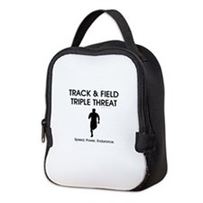 TOP Track and Field Neoprene Lunch Bag