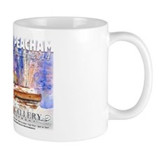 winter in peacham Mugs