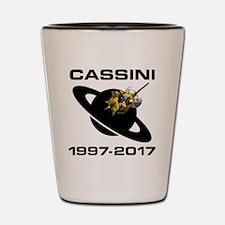 Cute Saturn Shot Glass
