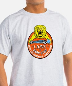 Lions Drag Strip T-Shirt