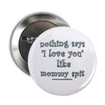 Funny Mommy Spit Joke Button