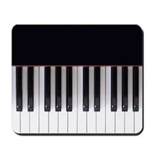 Piano Keys 5 Mousepad