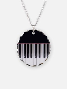 Piano Keys 5 Necklace