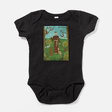 Saint Francis of Assisi Baby Bodysuit