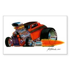 1932 Ford Street Rod Decal