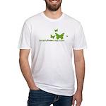 TotallyFreeCrap Fitted T-Shirt
