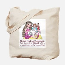 Dolly Dollars Tote Bag