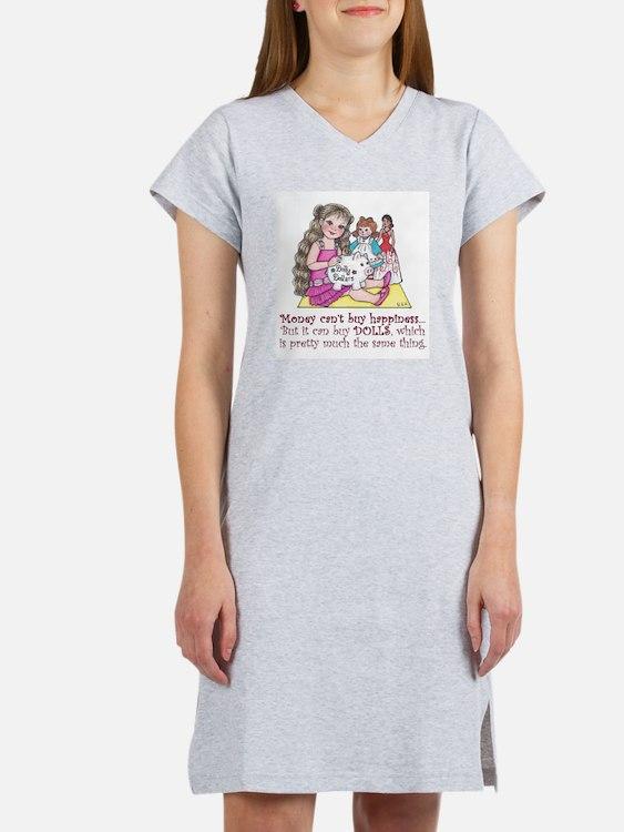 Dolly Dollars Women's Nightshirt