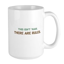 There are rules Mugs