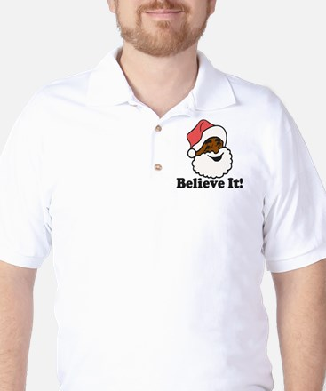Believe It Golf Shirt