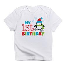 Penguin 1st Birthday Infant T-Shirt