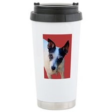 SPUNKY TERRIER Travel Mug