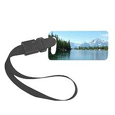 Grand Teton National Park landsc Luggage Tag
