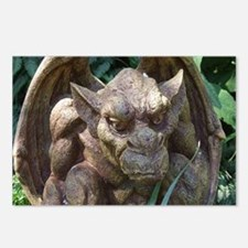 Photo of Gargoyle Statue Postcards (Package of 8)