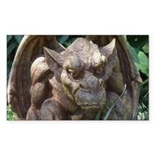 Photo of Gargoyle Statue Decal