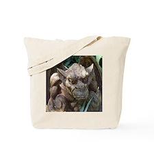 Photo of Gargoyle Statue Tote Bag
