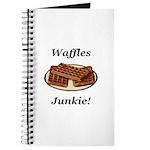 Waffles Junkie Journal