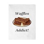 Waffles Addict Twin Duvet