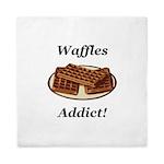 Waffles Addict Queen Duvet