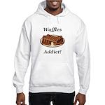 Waffles Addict Hooded Sweatshirt