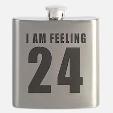 I am feeling 24 Flask
