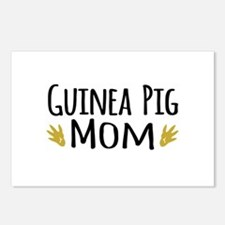 Guinea pig Mom Postcards (Package of 8)