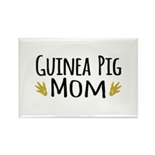Guinea pig Mom Magnets