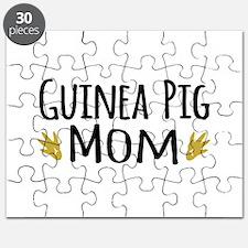 Guinea pig Mom Puzzle