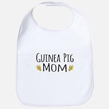 Guinea pig Mom Bib