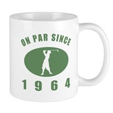 1964 Birthday Golf Mug