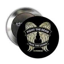 "Daryl Dixon Wings 2.25"" Button"