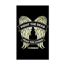 Daryl Dixon Wings Bumper Stickers