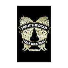 Daryl Dixon Wings Sticker