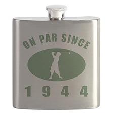1944 Birthday Golf Flask