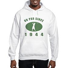 1944 Birthday Golf Hoodie
