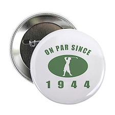 """1944 Birthday Golf 2.25"""" Button"""