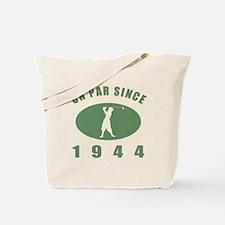 1944 Birthday Golf Tote Bag