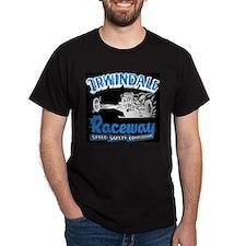 Old Irwindale Logo Black T-Shirt