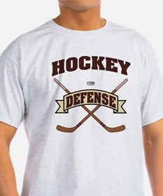 Hockey Defense T-Shirt