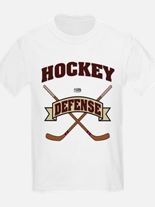 Hockey Defense T-Shirt