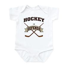 Hockey Defense Infant Bodysuit