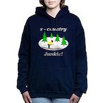 X Country Junkie Hooded Sweatshirt