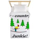 X Country Junkie Twin Duvet