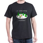 X Country Junkie Dark T-Shirt