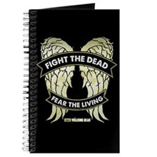 Daryl Dixon Wings Journal
