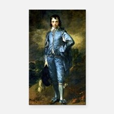 Blue Boy, Thomas Gainsborough Rectangle Car Magnet