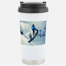 Snowboard extreme Stainless Steel Travel Mug