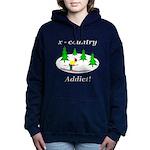 X Country Addict Hooded Sweatshirt